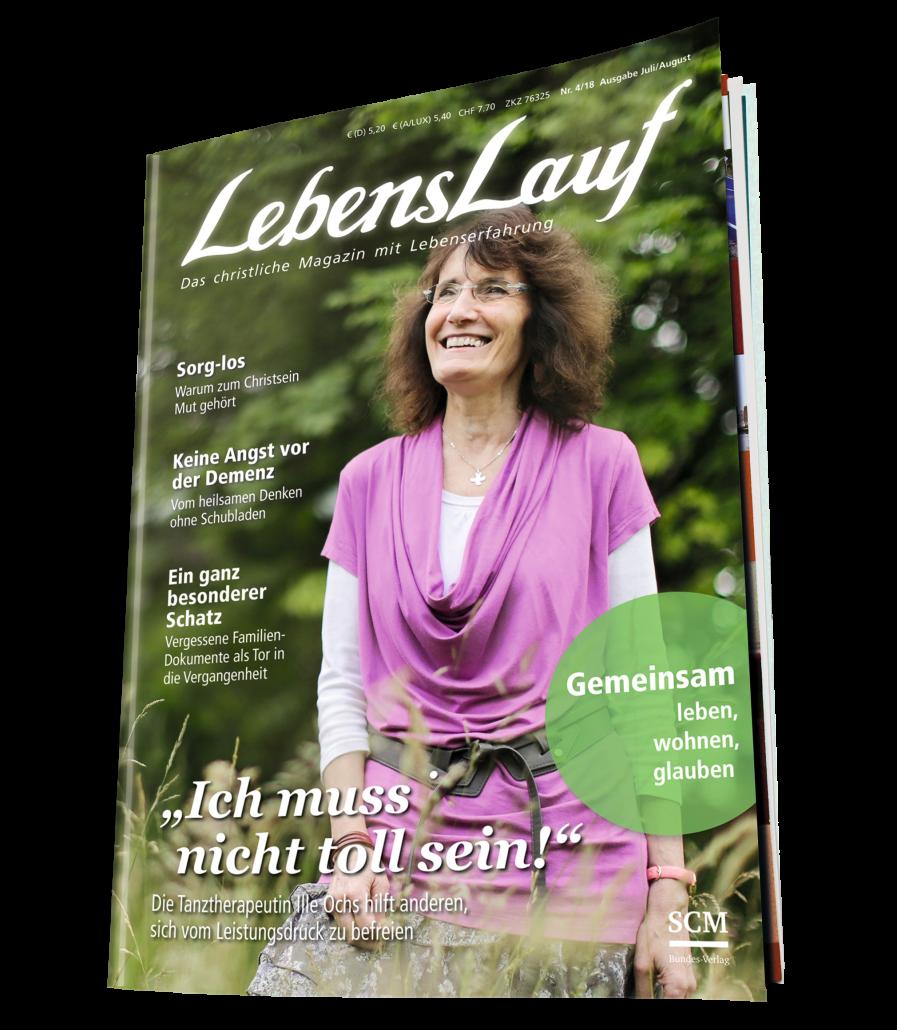 LebensLauf-Magazin – Partnerschaft genießen. Familie gestalten.
